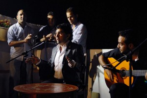 flamenco recital