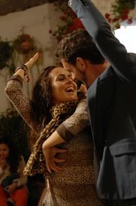 baile flamenco Lidia Valle