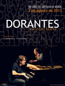piano flamenco Dorantes