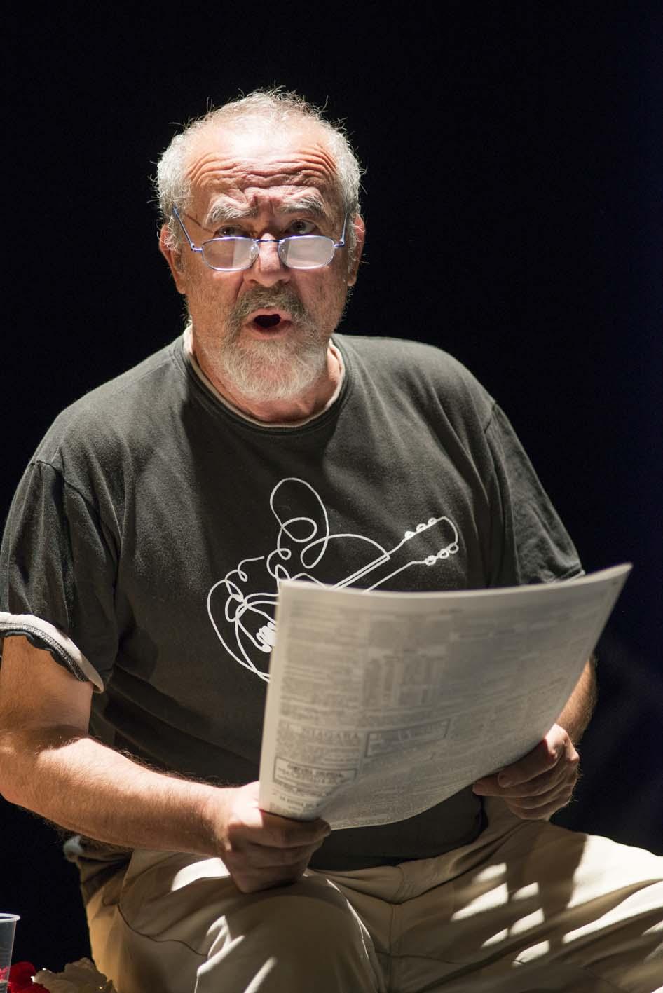 Dramaturgo y especialista flamenco.