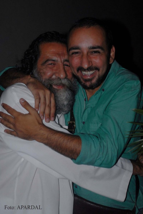 Rycardo y Manuel.
