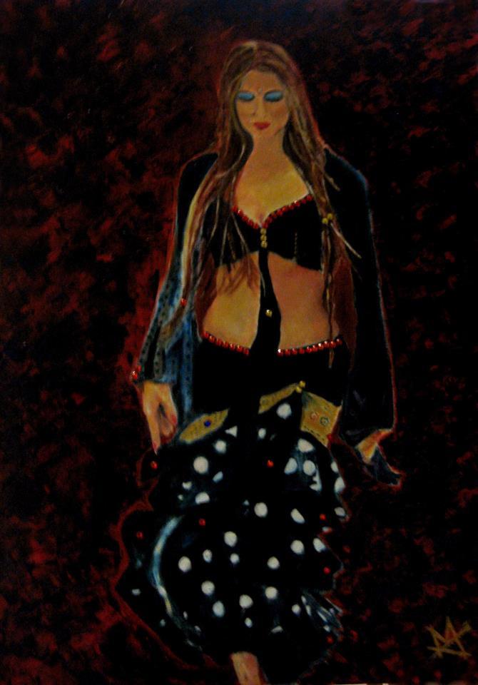 Mhijea flamenco oriental