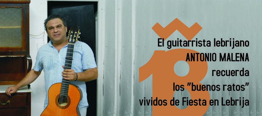 La guitarra lebrijana de antonio malena participa de la fiesta en lebrija lebrija flamenca - Hotel en lebrija ...