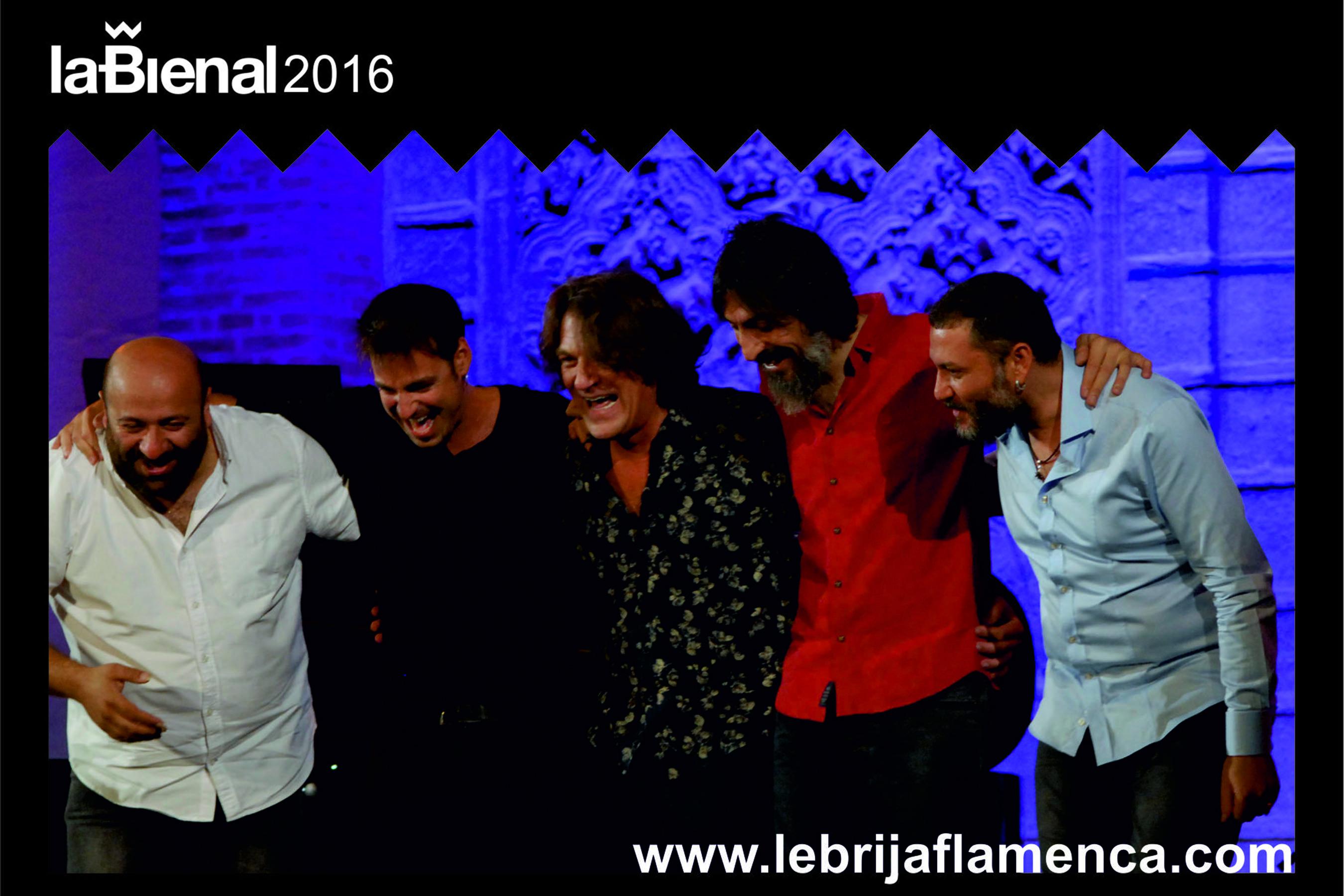 #marcoBienal16 Bienal de Flamenco de Sevilla 2016