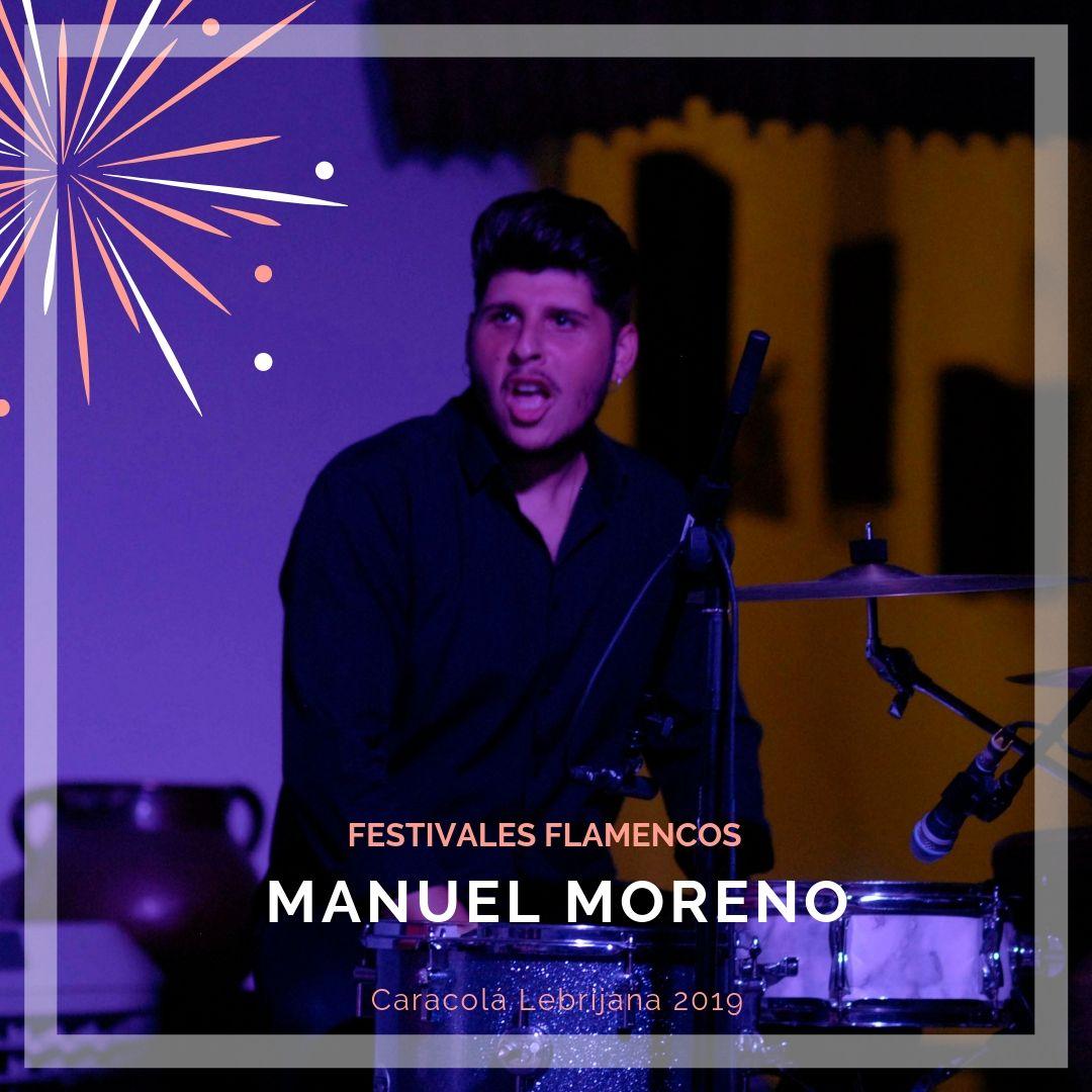 Artistas flamencos 54 Caracolá Lebrijana 2019_Manuel Moreno