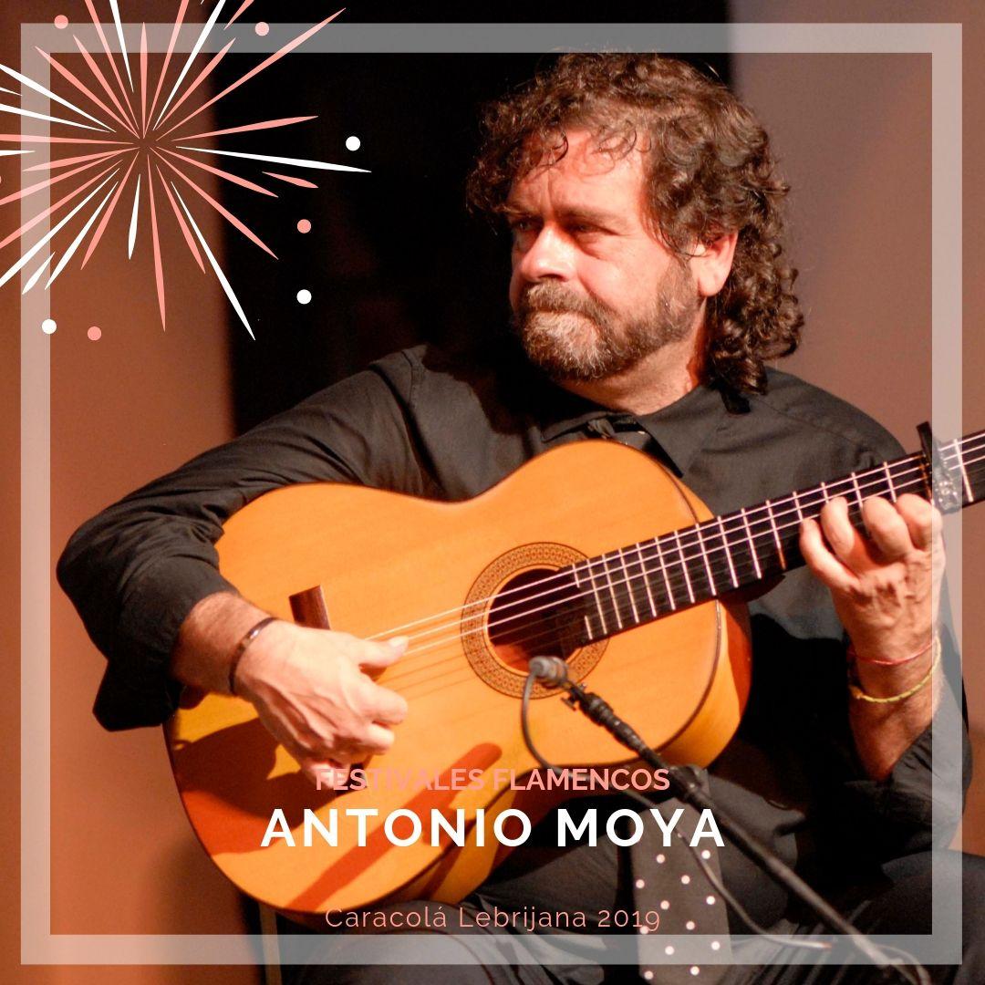 Artistas flamencos 54 Caracolá Lebrijana 2019_Antonio Moya