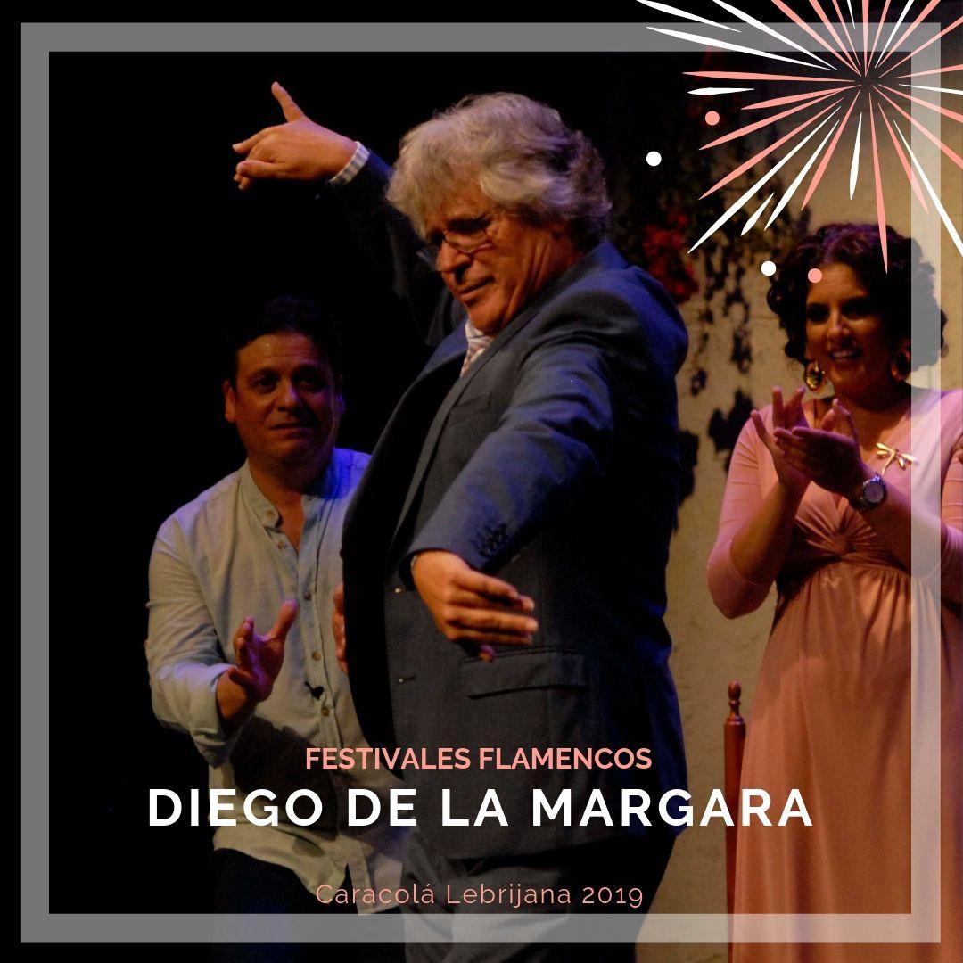 Artistas flamencos 54 Caracolá Lebrijana 2019_Diego de la Margara