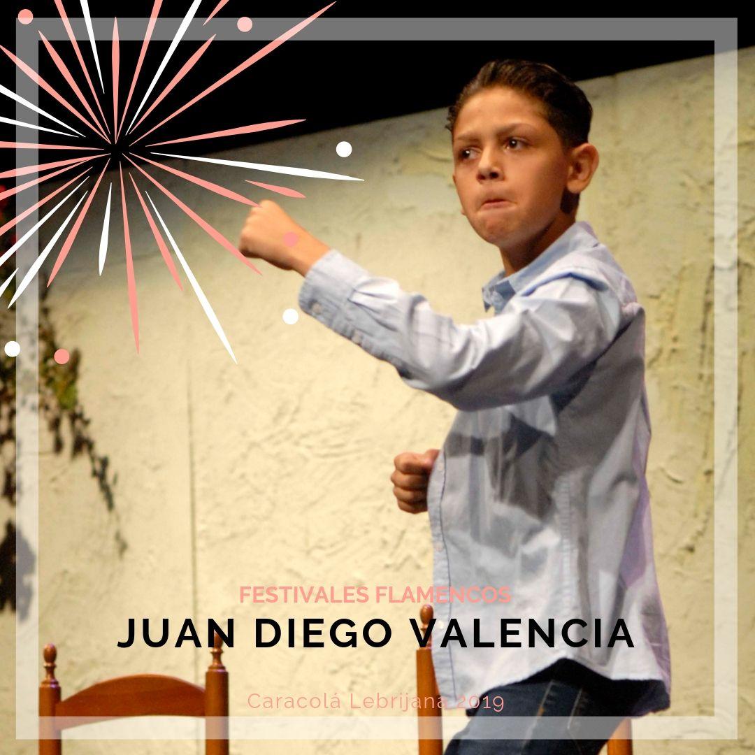 Artistas flamencos 54 Caracolá Lebrijana 2019_Juan Diego Valencia jr